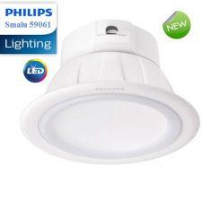 Đèn âm trần Philips Smalu 59061