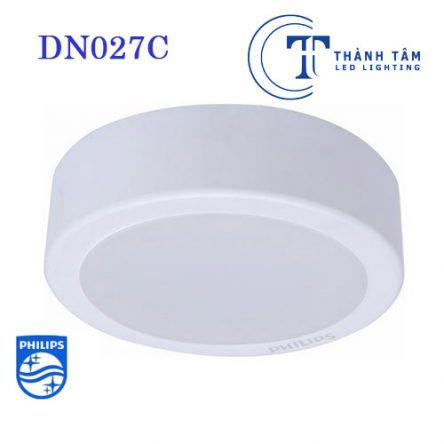 Đèn Led ốp trần DN027C philips 18W